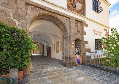 Schärding Stadttor Heimatmuseum