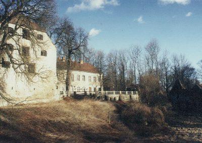 Burg Frauenstein früher
